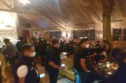 Tiga Kafe Ternama di Ibu Kota Disegel