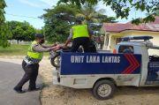 Tabrak Pohon Pengendara Sepeda Motor di Aceh Timur Tewas