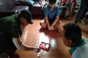 Polisi Temukan 17 Paket Sabu Siap Edar saat Gerebek Rumah Bandar Narkoba di Sadai