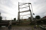 Jembatan Petekan, Saksi Bisu Kejayaan Surabaya di Masa Kolonial Belanda