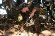 Kehabisan Makanan, Marinir Amerika Dipaksa Makan Tanaman Liar dan Ular