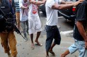 43 Preman Pelaku Pungli Dibekuk, Penangkapannya Diwarnai Aksi Kejar-kejaran
