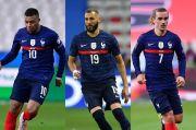 Statistik Mengerikan Trisula Prancis Jelang Lawan Jerman di Piala Eropa 2020