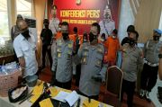 Lagi, Polisi Libas Bandar Narkoba Jaringan Kampung Bahari