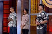 Akibat Celetukan Peserta, Chef Juna Potong Waktu Memasak MasterChef Indonesia RCTI