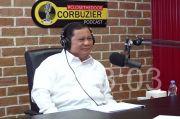 Prabowo Komentari Penampilan Jadul Deddy Corbuzier, Begini Katanya!