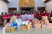 Panti Disabilitas dan Yatim Piatu di Tomohon Dapat Bantuan dari Siloam Manado