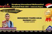 Terbaik! 40 Siswa Madrasah Borong Medali Olimpiade Matematika Internasional