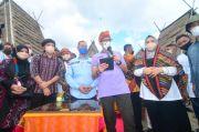 Sandiaga Uno Tuntaskan Masalah Sampah Di Beberapa Titik Wisata Bima