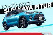 Diskon Pajak 0% Mobil Baru Diperpanjang, Toyota Raize Tambah Laris Bak Kacang Goreng