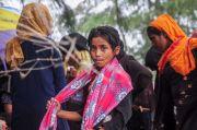 Viral, Demonstran Anti-Junta Myanmar Ramai-ramai Dukung Muslim Rohingya