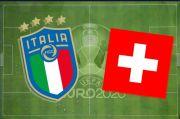 Preview Italia vs Swiss: Gli Azzurri Butuh Satu Kemenangan
