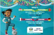 Tebak Skor! Berlaga di iNews, Berapa Hungaria vs Portugal & Prancis vs Jerman Malam Ini?