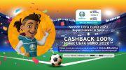Pakai Pay TV dari MVN, Nonton Piala Eropa 2020 Super Lancar, Bebas Gangguan & Cashback 100%!