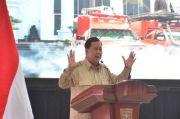 Prabowo: Kunci Sistem Pertahanan Kita Adalah Perang Rakyat Semesta