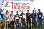 Sat-81 Kopassus Juara 1 Lomba Tembak 1st Indonesia International Grand Prix 2021