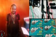 Neson Murib Penjual Senjata dan Amunisi ke KKB Intan Jaya Ditangkap Satgas Nemangkawi