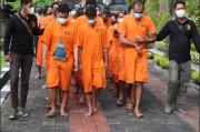 Usai Dikencani, PSK di Denpasar Ini Diborgol Pelanggannya