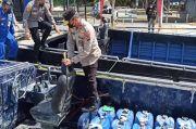Bikin Gempar, Ini Penampakan Kapal Hantu yang Kabur saat Dikejar Helikopter Polisi