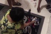 Ibu Guru Seksi Edarkan Sabu, Diringkus Polisi Saat Masih Kenakan Daster Hendak Pesta Terlarang