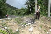 3 Pelaku Usai Habisi dan Bakar Mayat Korban Sempat Mampir Bersih-Bersih ke Warung