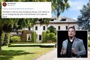 Jadi Orang Terkaya di Dunia, Elon Musk Nggak Punya Rumah Sama Sekali, Lho Kok Bisa?