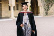 Maudy Ayunda Lulus S2, Netizen: Buat Apa Sekolah Tinggi Kalo Jadi IRT?