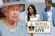 Harry-Meghan Terus Berulah, Ratu Elizabeth II Buat Peraturan Baru