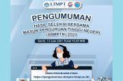 Bersaing Ketat, 63 Peserta Difabel Lulus SBMPTN 2021