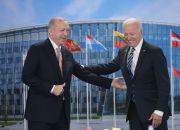 Biden dan Erdogan Bertemu, Optimis Soal Hubungan tapi Tanpa Terobosan