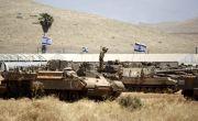 Pasukan Israel Gelar Manuver Militer di Lembah Yordan