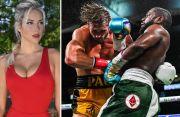 Spiranac Marah Pasangan Berhubungan Seks saat Mayweather vs Logan Paul
