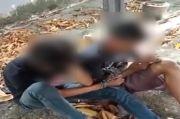 Oknum Polisi di Lahat Pukuli dan Todong dengan Senpi 2 Anak yang Dituduh Mencuri