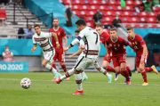 Brace Cristiano Ronaldo Bantu Portugal Kalahkan Hungaria