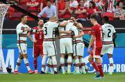 Hasil Piala Eropa 2020 Grup F: Portugal dan Prancis Raih Poin Penuh