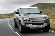 Land Rover Uji Coba Defender Berbahan Bakar Hidrogen