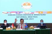 Prabowo Optimistis Sengketa Laut China Selatan Dapat Diselesaikan