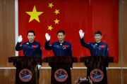 China Luncurkan Misi Antariksa Berawak, Bangun Stasiun Luar Angkasa Tianhe