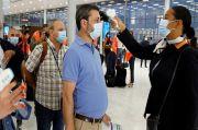 UE Cabut Larangan Masuk bagi Pelancong dari AS dan Taiwan