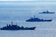 AL Rusia Gelar Latihan Terbesar Sejak Perang Dingin Dekat Hawaii