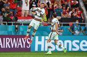 Cristiano Ronaldo Jadi Top Skor Sepanjang Masa Piala Eropa, Lewati Rekor Platini