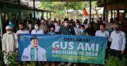 Didukung Kyai-Santri, Cak Imin For Presiden Menggema di Kabupaten Subang