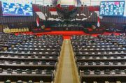 46 Anggota Positif Covid, DPR Batasi Kehadiran 25% dan Tiadakan Kunker