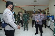 PPKM Mikro Berdampak Positif, Kapolri Ganjar Aiptu Basirun Sekolah Perwira