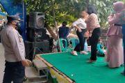 Tidak Terapkan Prokes, Pesta Pernikahan Warga Bekasi Dibubarkan
