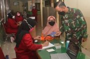 1.200 Orang Ikuti Vaksinasi COVID-19 di Rumah Sakit Kodam Jaya Setiap Hari