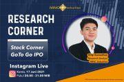 Bedah Potensi Cuan IPO GoTo, Simak di IG Live MNC Sekuritas Pukul 20.00 Ini!