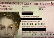 Inggris Tulis Wilayah Palestina yang Diduduki di Paspor, Bukannya Yerusalem