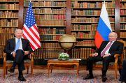 Soal Pertemuan Biden-Putin, Trump: Rusia Menang Banyak