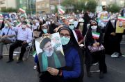 Ulama Ebrahim Raisi, Capres Terunggul Iran yang Labeli AS Setan Besar